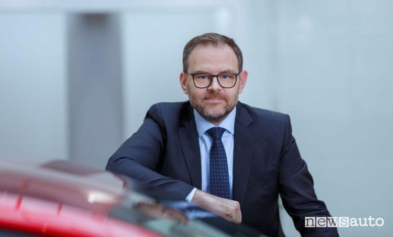 Martijn ten Brink nuovo Presidente e CEO Mazda Europa