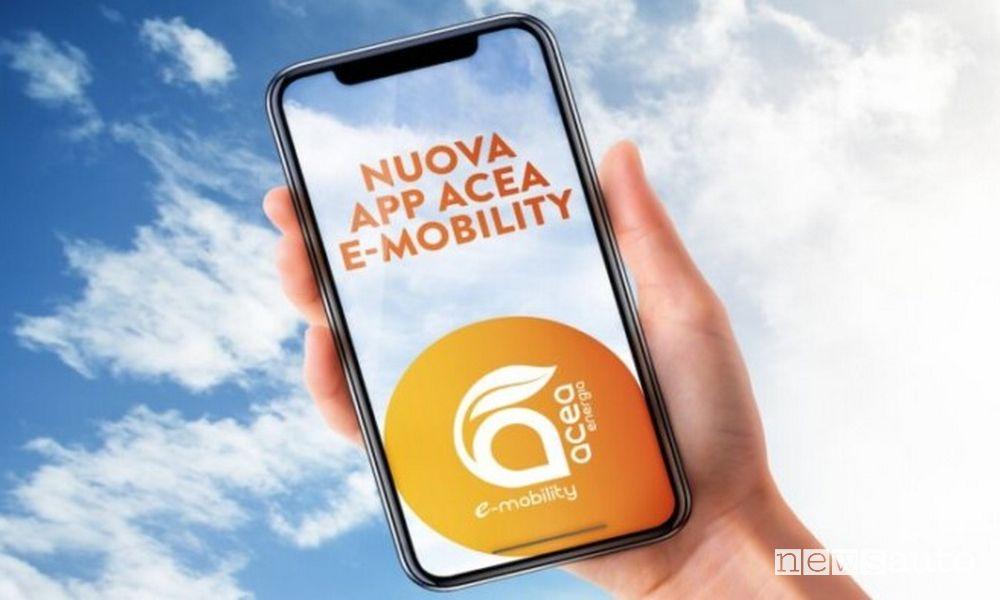 App Acea e-mobility