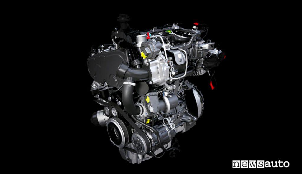 Il motore del nuovo Fiat Ducato è un multijet3