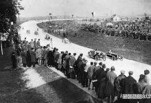 Prima gara automobilistica, sfida sull'Opel Rennbahn