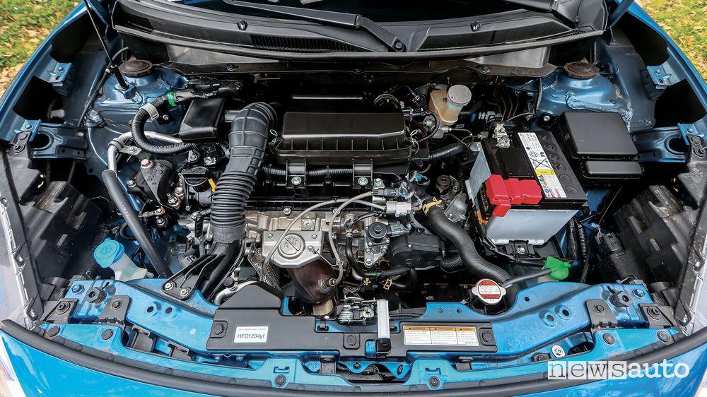 Vano motore Suzuki Swift Hybrid AllGrip