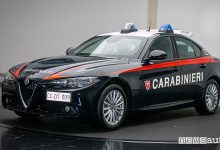 """Photo of Alfa Romeo Giulia Carabinieri, le nuove """"gazzelle"""", caratteristiche"""