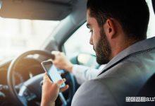 Photo of Multa per cellulare alla guida, sanzione e ritiro patente