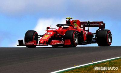 Orari F1 Spagna 2021, diretta SKY e TV8
