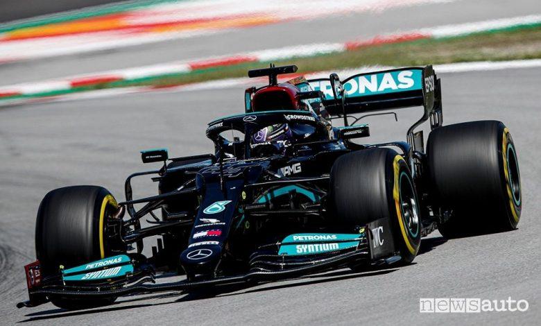 Photo of Qualifiche F1 Gp Spagna 2021, la griglia di partenza