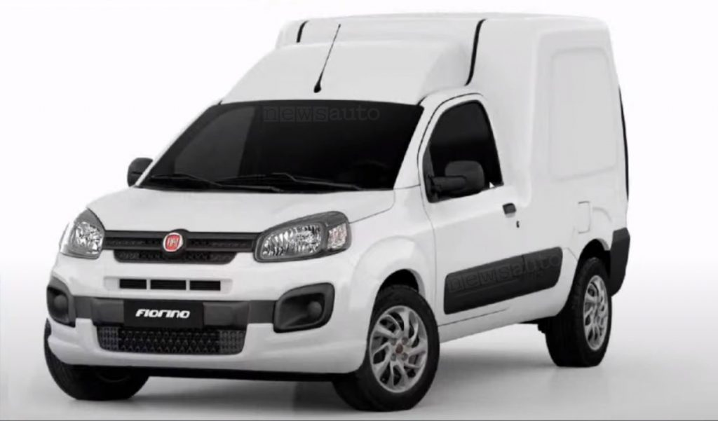 Nuovo Fiat Fiorino 2022