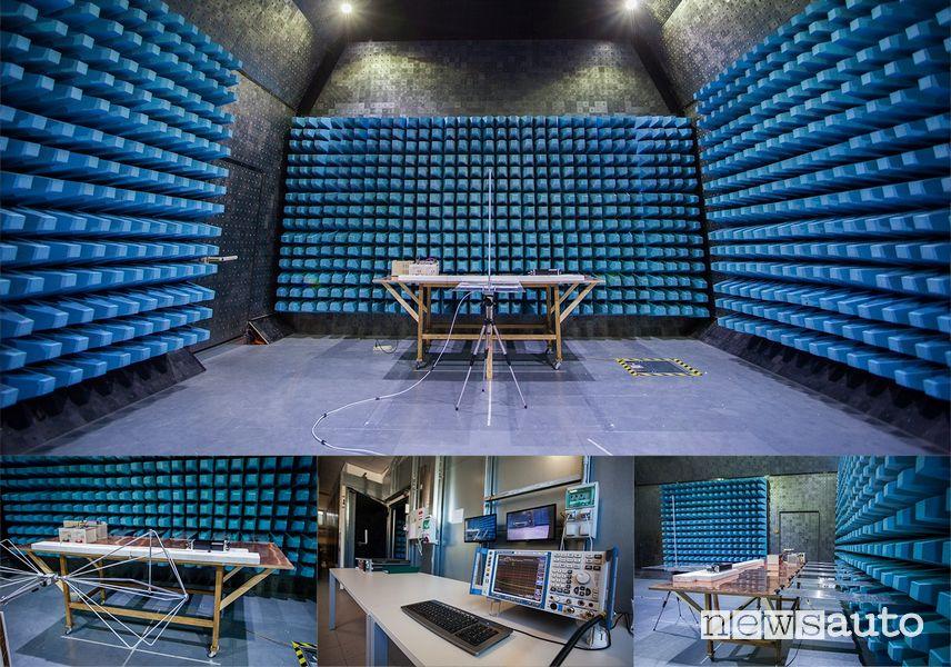 CMC, laboratorio Centro Misure Compatibilità