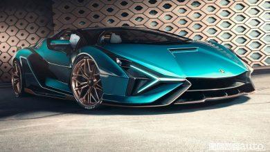 Lamborghini elettrica e ibrida, data di uscita e caratteristiche