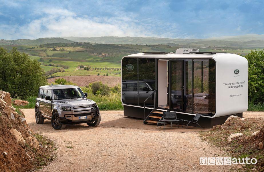 Land Rover Defender Eco Home