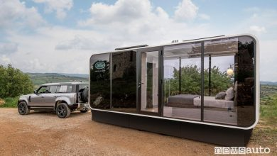Photo of Casa mobile per le vacanze, la Defender Eco Home
