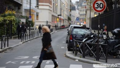 Limite 30 km/h in città, dove?