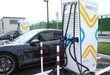 Photo of Stazioni di ricarica ultrafast in autostrada, 300 kW HPC con Free To X