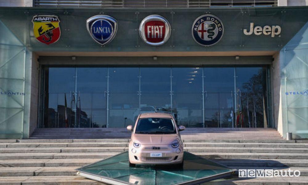 Auto online concessionaria Abarth, Alfa Romeo, Citroën, DS, Fiat, Jeep, Lancia, Opel e Peugeot.