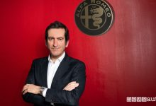 Alfa Romeo, Alejandro Mesonero-Romanos capo del Design