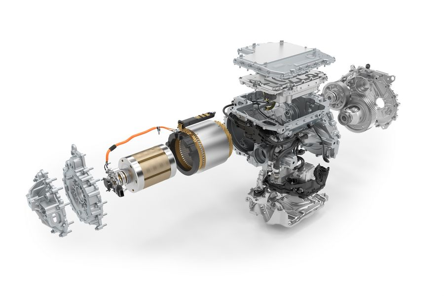 Motore elettrico BMW i4 eDrive40 elettrica