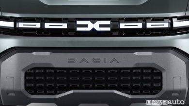Logo Dacia, com'è la nuova identità del marchio