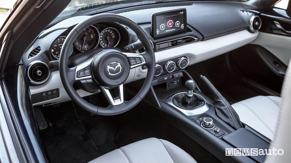 Plancia strumenti abitacolo Mazda MX-5 2021
