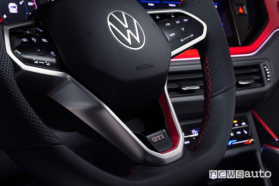 Volante abitacolo nuova Volkswagen Polo GTI