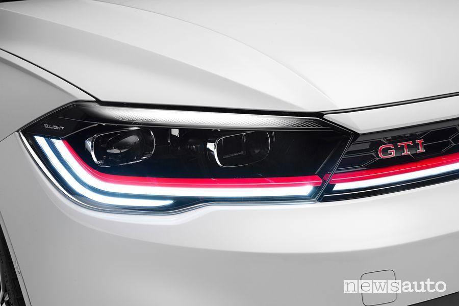 Faro anteriore nuova Volkswagen Polo GTI