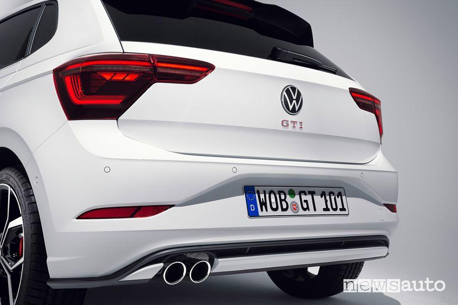 Paraurti posteriore nuova Volkswagen Polo GTI
