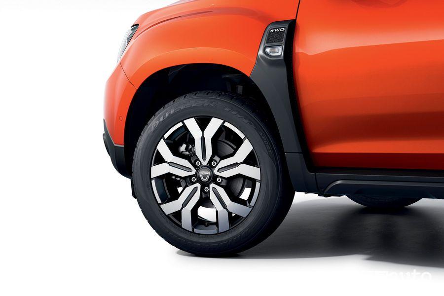Cerchi in lega nuovo Dacia Duster