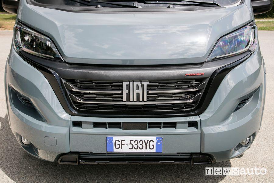 Griglia anteriore nuovo Fiat Ducato