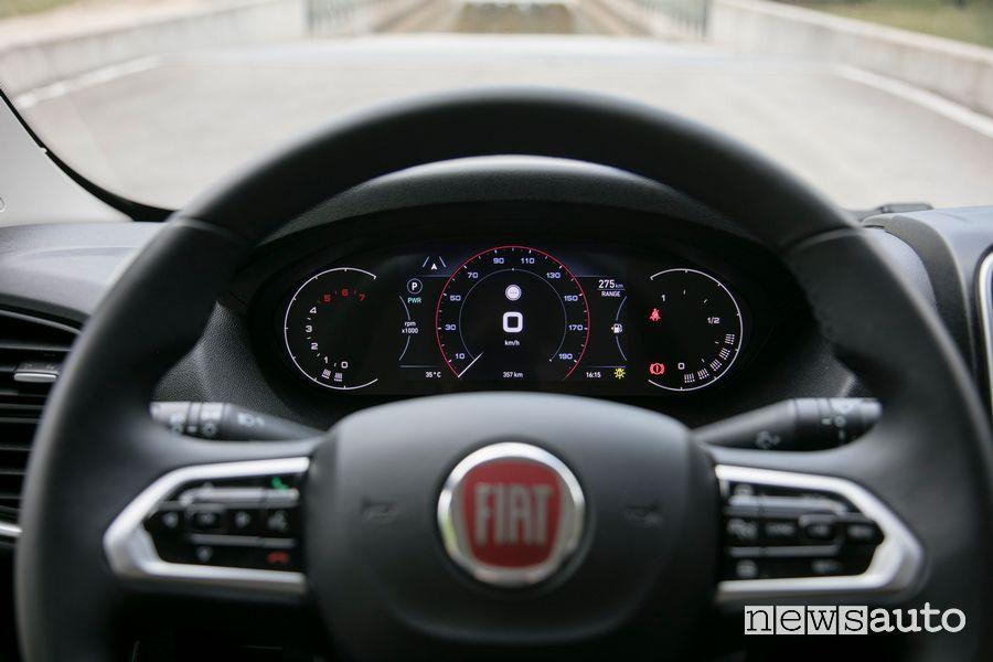Quadro strumenti abitacolo nuovo Fiat Ducato