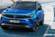 Nuovo Opel Grandland, benzina, diesel, ibrido Hybrid4, caratteristiche, prezzi