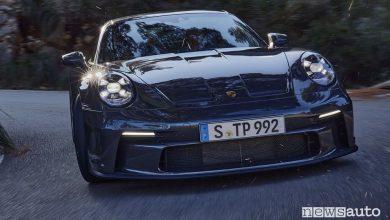 Nuova Porsche 911 GT3, caratteristiche, prestazioni e prezzo