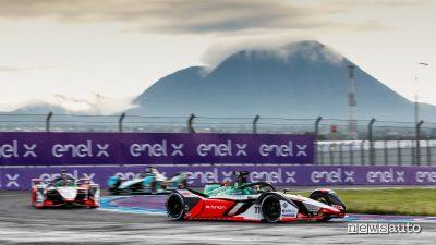 ePrix Puebla 2021 Gara 1 Messico Audi