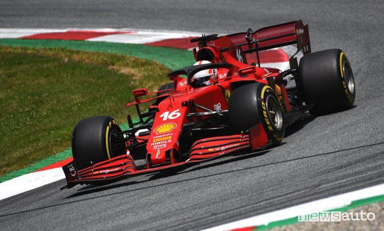 Orari Gp Austria F1 2021, diretta SKY e differita TV8