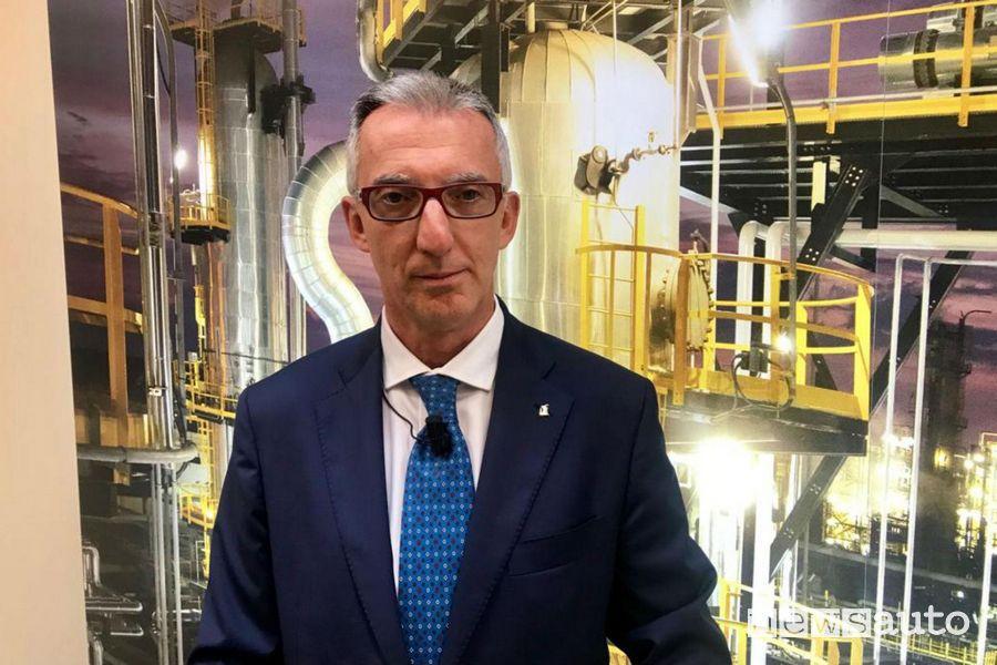 Giuseppe Ricci, Direttore Generale Energy Evolution di ENI e Presidente di Confindustria Energia