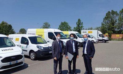Sanificazione auto Covid, certificazione Dekra sul noleggio Hertz
