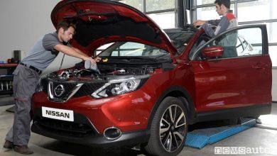 Auto usate Nissan, garanzia con il programma Intelligent Choice