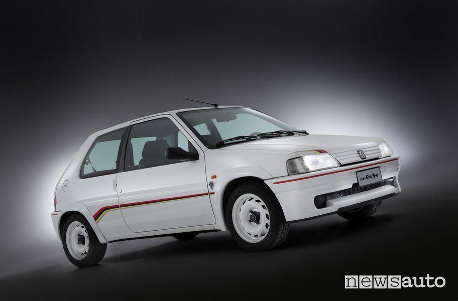 Peugeot 106 Rallye del 1996