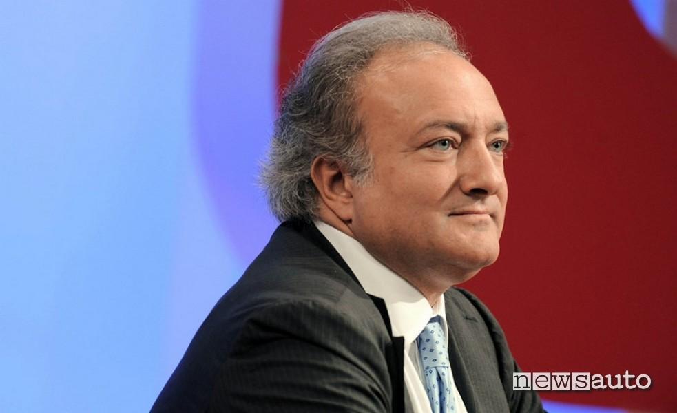 Senatore Salvatore Margiotta