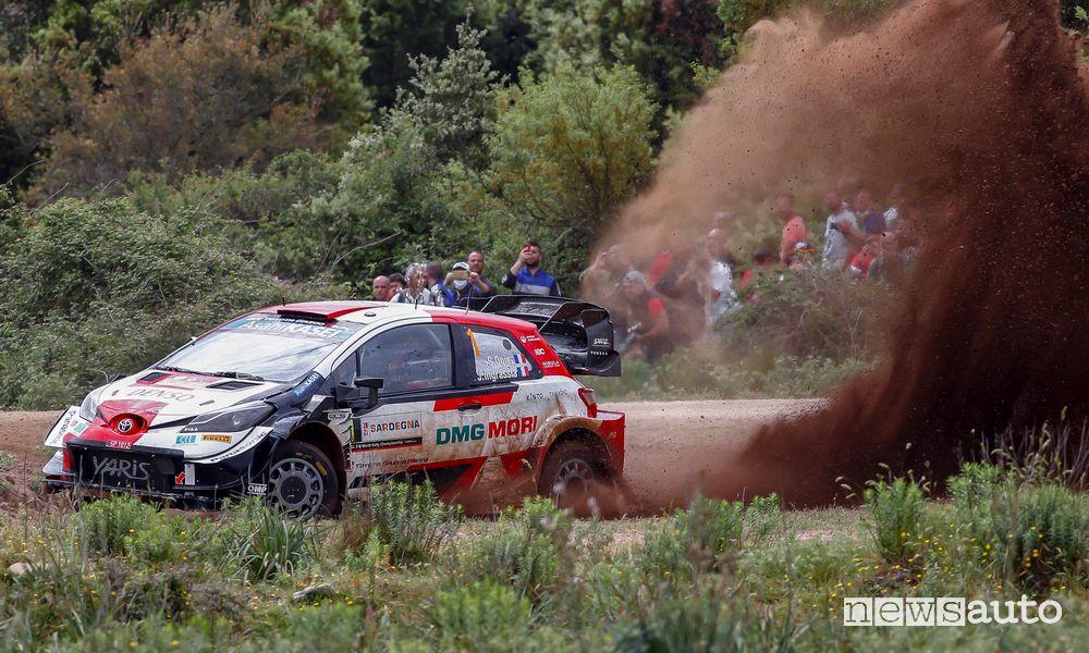 WRC Rally Italia Sardegna 2021