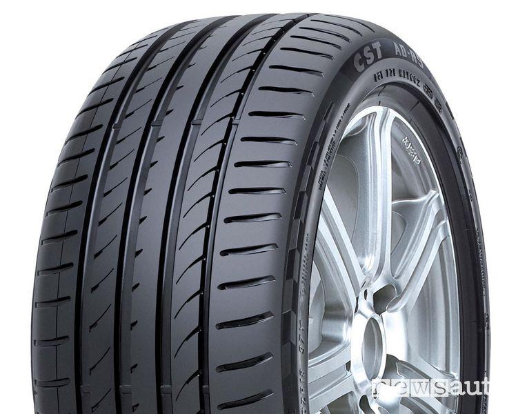 Nuovo pneumatici per auto sportive CST Adreno AD-R9 high performance