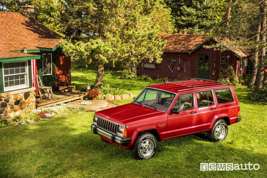 Jeep Cherokee del 1984