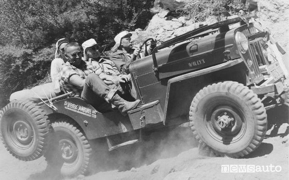 Raduno Jeep Jamboree 1953