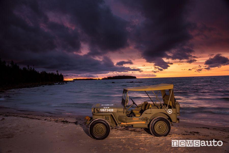 Jeep Overland MB 1944