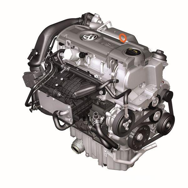 Motore Volkswagen Golf 1.4 TSI