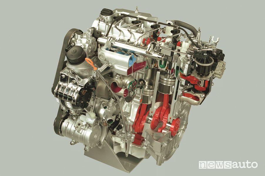 Motore diesel Honda i-CTDi