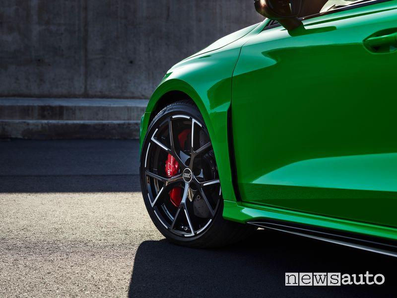 Cerchi in lega nuova Audi RS 3 Sedan