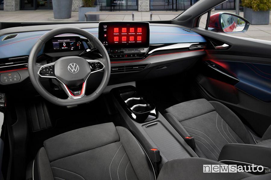 Plancia strumenti abitacolo Volkswagen ID.4 GTX
