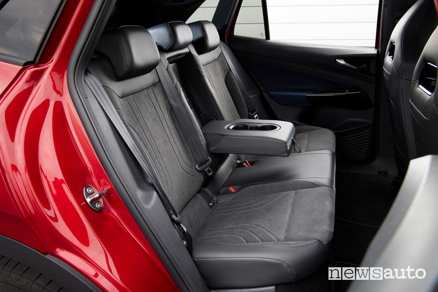 Sedili posteriori abitacolo Volkswagen ID.4 GTX