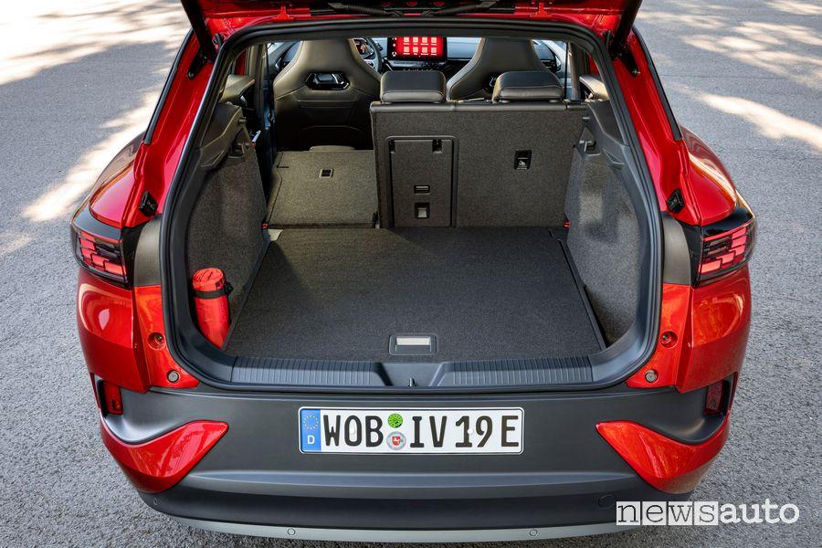 Bagagliaio Volkswagen ID.4 GTX