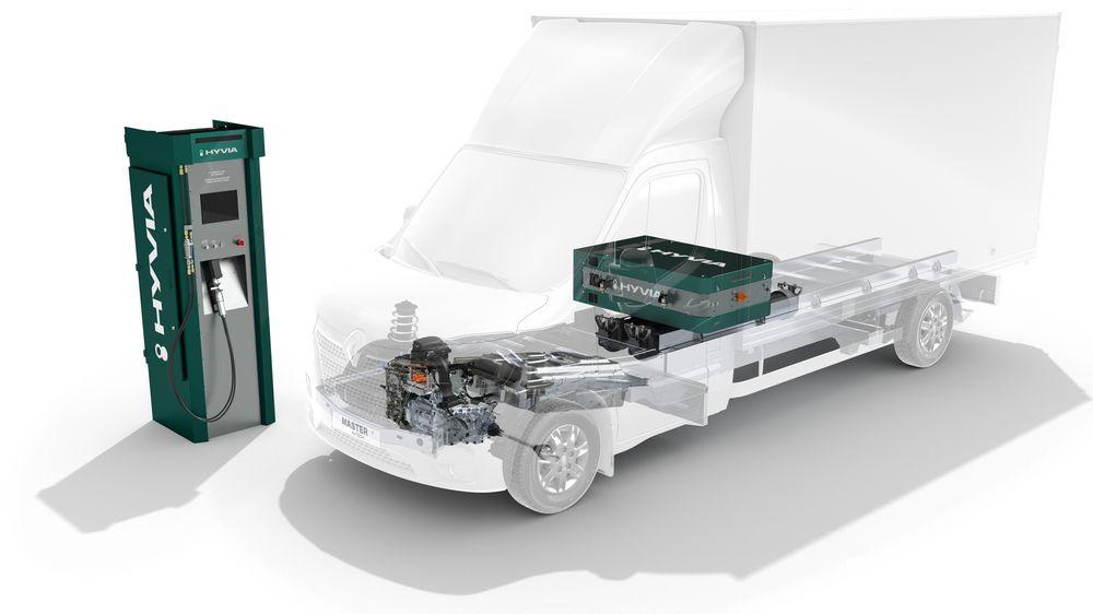 Furgoni a idrogeno Dual power, caratteristiche, portata ed autonomia