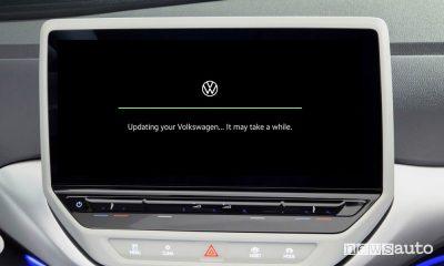 Aggiornamento software Volkswagen ID, nuove funzioni da remoto OTA