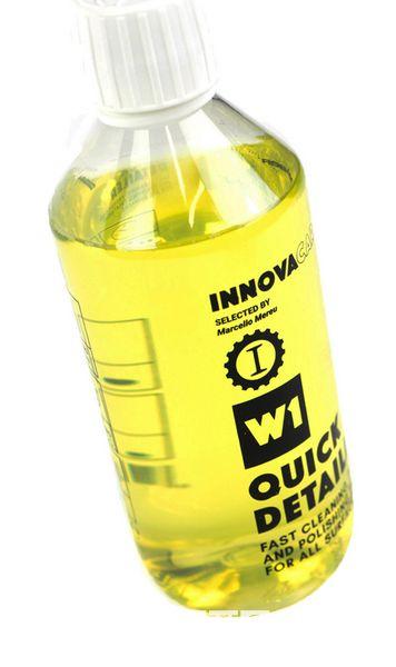W1 Quick Detailer per pulire velocemente tutte le superfici dell'auto